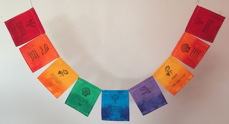 """John 14:27 """"My Peace I Leave With You..."""" All Proceeds To Families In Juarez. ( 3+ items 10% off.)  We can enclose a gift note. by GuerillaPrayerFlags on Etsy https://www.etsy.com/listing/201576728/john-1427-my-peace-i-leave-with-you-all"""