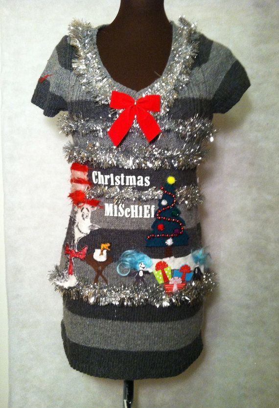 172 best Ugly Christmas sweaters and accessories images on ...