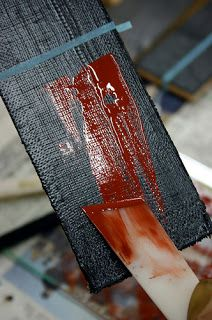 新しい木工・木育の学校 森林文化アカデミー: 漆を学ぶ2/ Japanese lacquering2