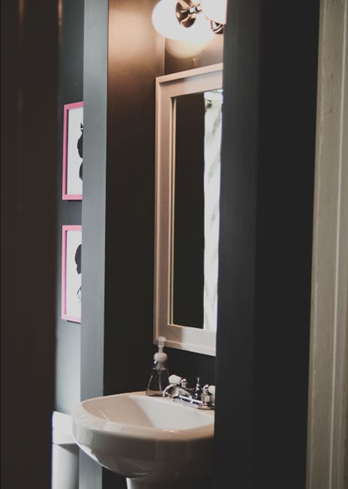 Soot By Benjamin Moore Paint Color Bathroom Remodel