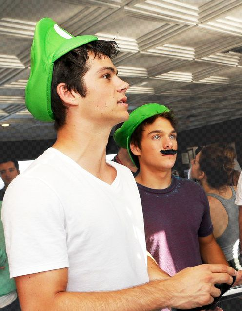 dylan o'brien and dylan sprayberry