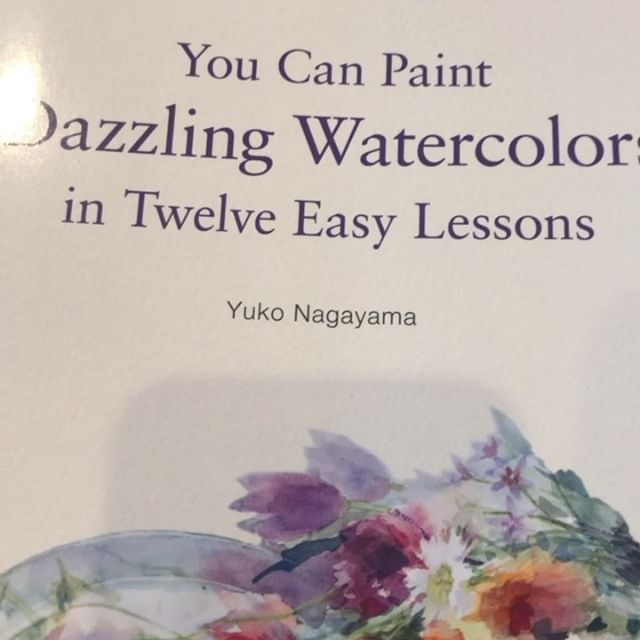 Flip Thru Of This New Book That Teaches You The Art Of Watercolor