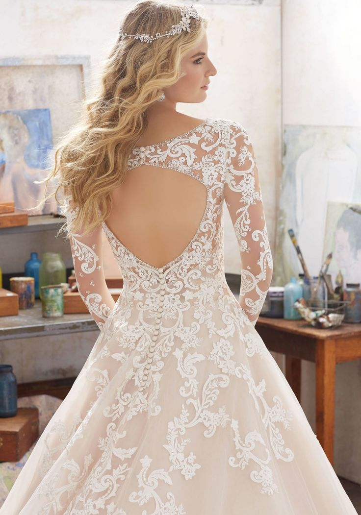 Mori Lee Wedding Dresses Dress Style 8110/Maira | House of Brides