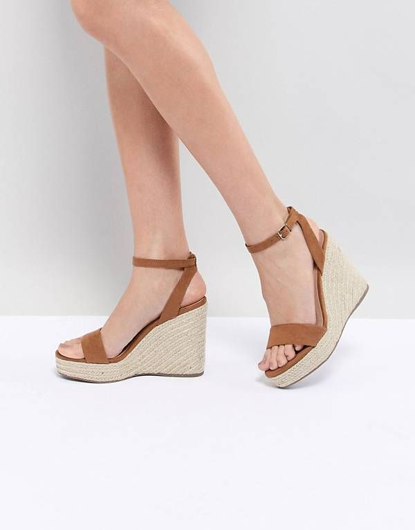 9dc5a5c3e3416 New Look Espadrille Wedge