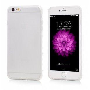 Husă Vetter Soft Pro Crystal Hybrid transparentă pentru Apple iPhone 6 Plus la numai 35 lei!