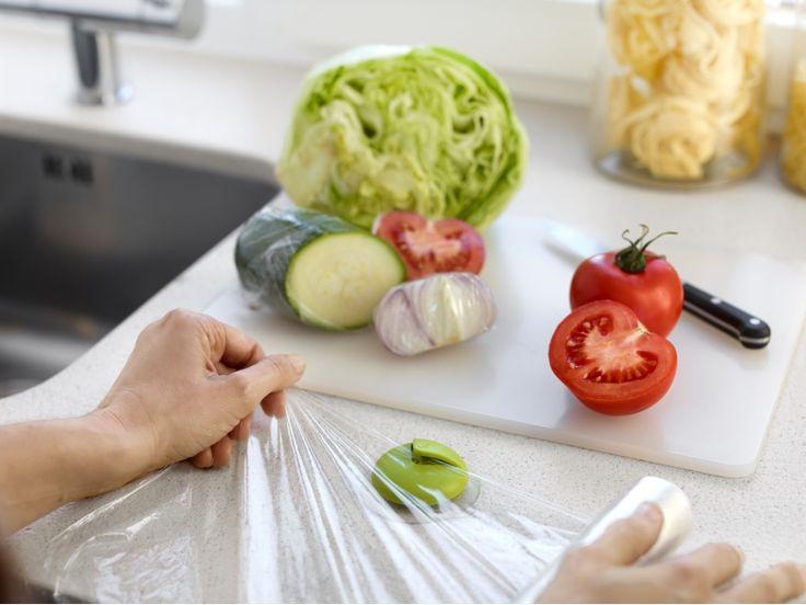 Lekue - Nożyk do folii spożywczej Cut&Wrap nóż, nożyk, do kuchni, kuchnia, akcesoria kuchenne
