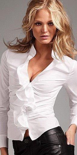 Блузки из шифона деловой костюм