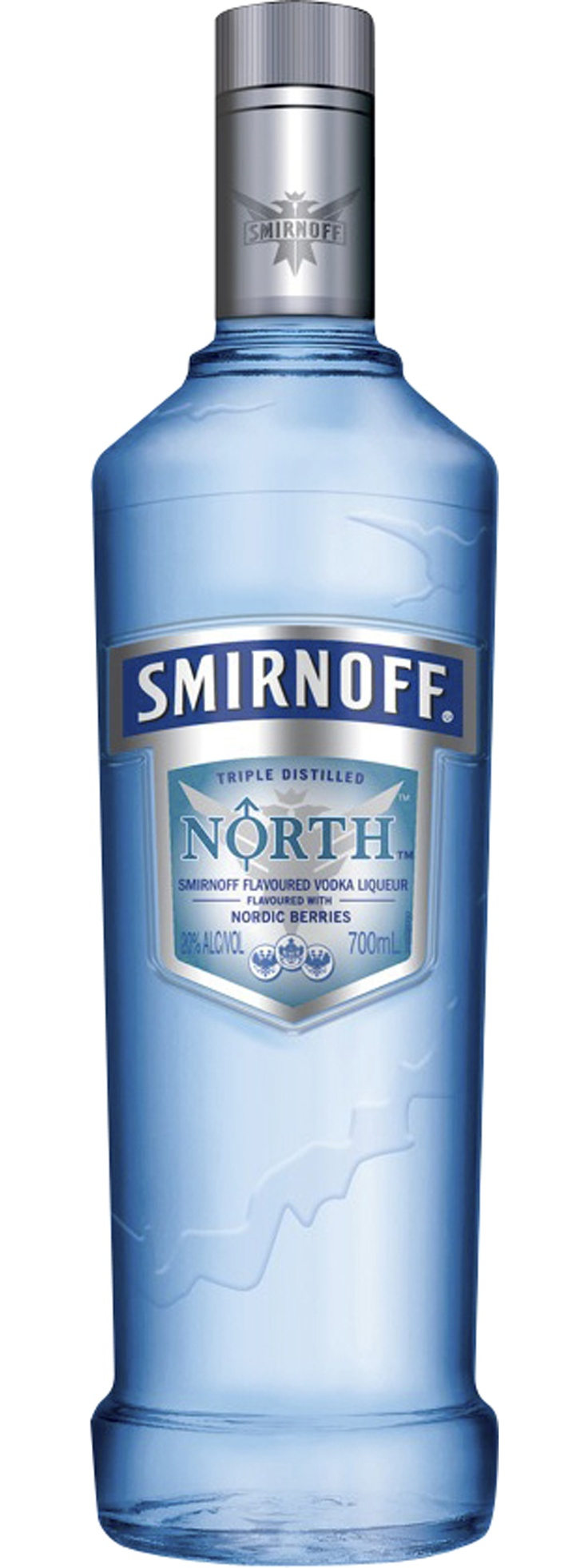The wait is over! Smirnoff North has arrived along with its crisp, invigorating triple-distilled freshness that Smirnoff are famous the world over for. Flavoured with rare Nordic Berries, Smirnoff North is destined to be the Vodka must-have of the summer - Taste True North.