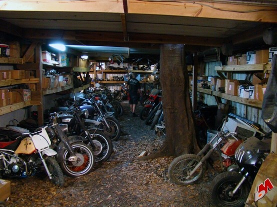 15 best motorcycle pad images on pinterest motorcycle garage high quality beautiful motorcycle garages vintage motorcycle garage home upgrade suggestions from our interior designer catherine price with 632 kb sciox Images