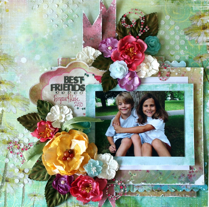 Layout by Prima Educator, Cari Fennell using Firefly collection