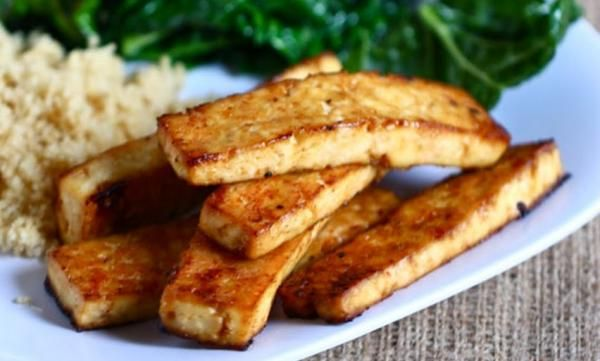 Receita de Tofu grelhado - Fácil - 5 passos (com imagens)