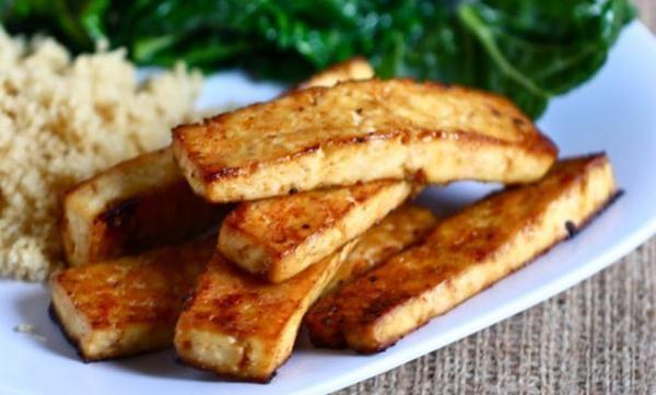 Receita de Tofu grelhado