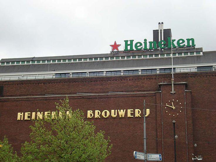 Musée Heineken Experience, Amsterdam