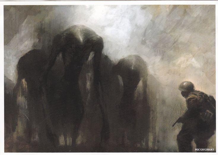 Metro 2033 Dark One Army by Crystler on DeviantArt