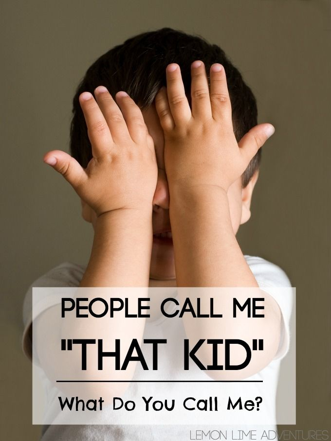 What You DON'T Know About THAT Kid- What's behind the discipline problems and frustrating behaviors?