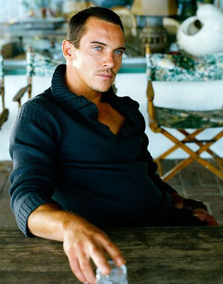 Jonathan Rhys Meyers Sighs...Because of him I love soccer, and that doesn't even make sense but Shutup