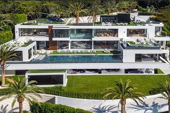 This is the most expensive home in America $250M  #MostExpensive