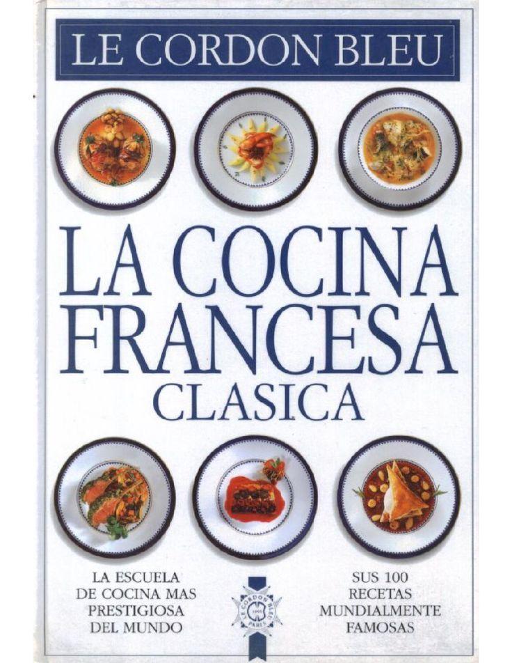 ISSUU - La Cocina Francesa Clasica by sabutos yo
