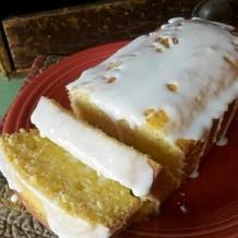 Starbucks Lemon Pound Cake