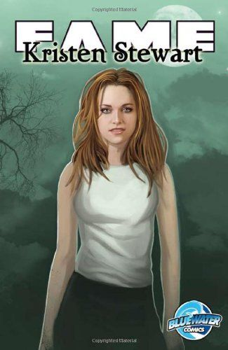 Introducing FAME Kristen Stewart  Robert Pattinson FLIP Graphic novel. Buy Your Books Here and follow us for more updates!