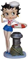 Betty Boop Sailor Pen Holder