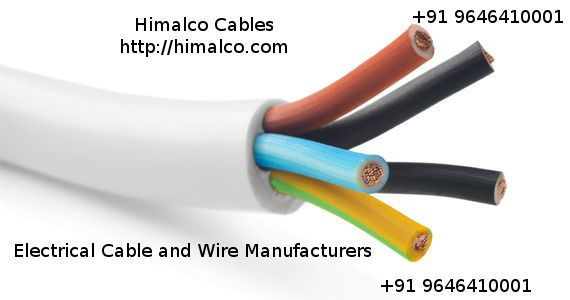 Himalco Cables is one of India's leading Electrical Cable and Wire Manufacturers that specialist in manufacturing Power Cables and Electrical Cables in India. For more Information call us: 09646410001