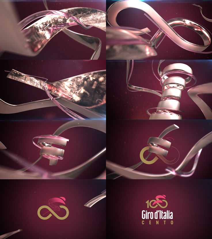 Reveal video of the new Giro d'Italia Logo, redesigned for its 100th editionConcept and art direction by Jack Lietti and Zampediversemusic and sound design: Simone PirovanoAgency: Zampediverse (zampediverse.com)Client: RCS Sport