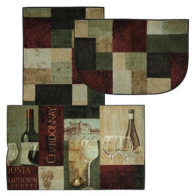 Mohawk Home Kitchen Collection Cabernet Rugs - Kohls