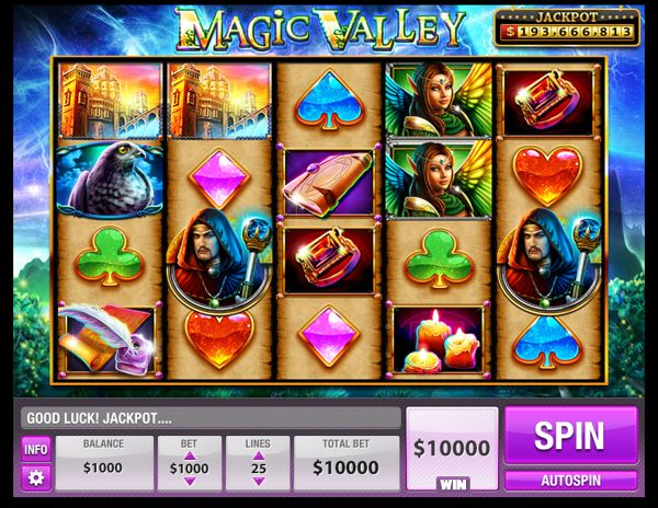 House of Fun Slots on Behance