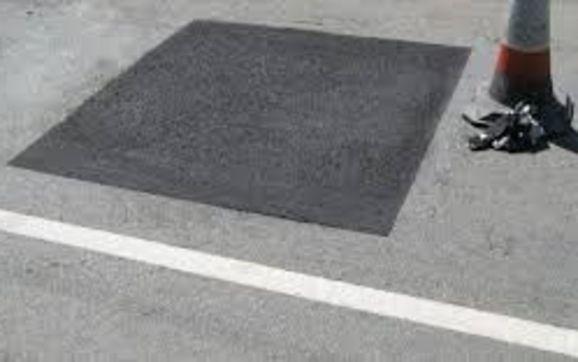 Pothole Repairs Asphalt Repair Sign Installation Repair