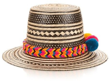 YOSUZI Tulum straw hat