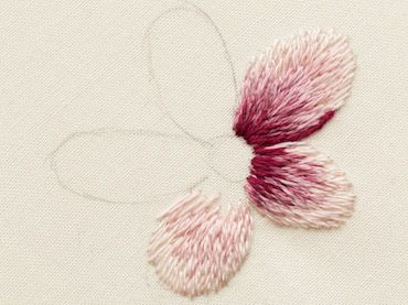 Carol Leather shows Step By Step How To do Needlepainting   Great Tutorial! jwt
