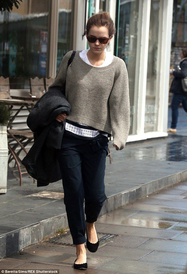 1000 images about emma watson street style on pinterest
