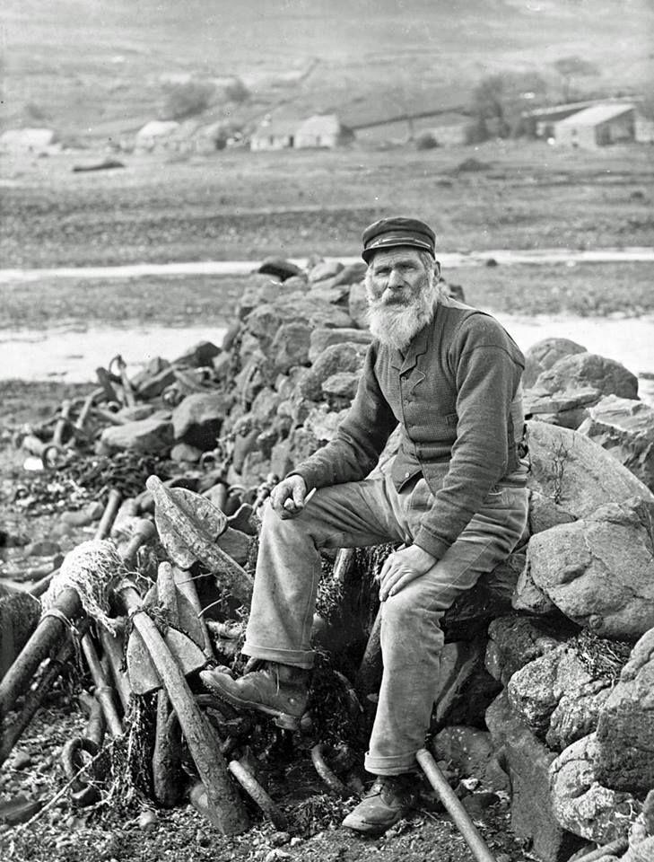 A Skye Crofter-Fisherman