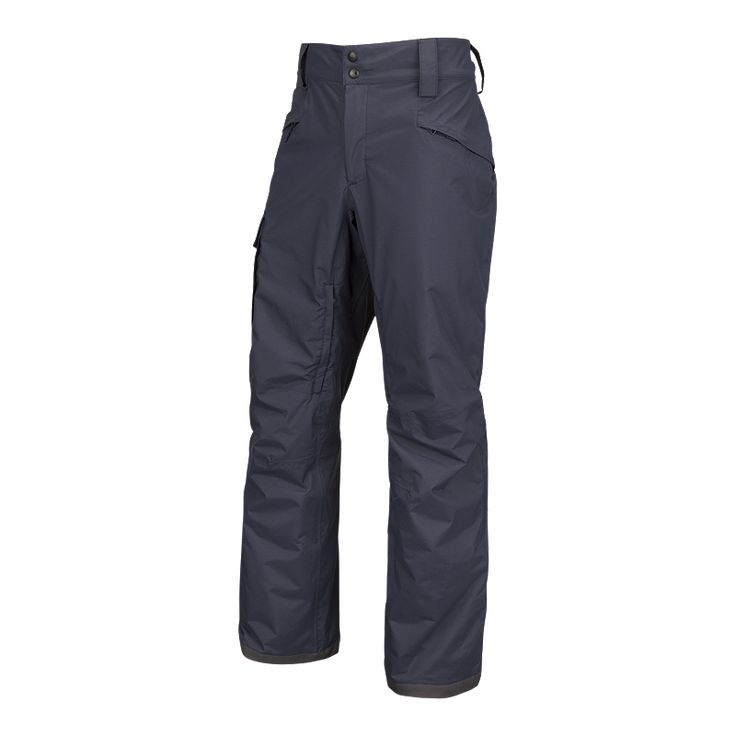 Sogn Cargo Pant offers exceptional weather protection for the legs when quality hours on the mountain is your priority. These relaxed fitting Primaloft® insulated freeride pants will allow you to stay out as long as you wish for.