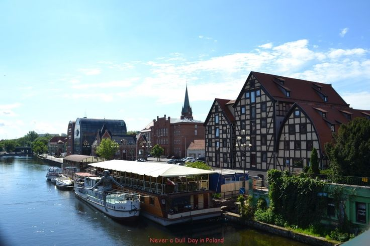 A walking tour of Bydgoszcz, Poland. Bromberg, Prussia (Germany), now Bydgoszcz, Poland. That's where our family story begins! I never tire of learning about this historical city. Would love to see it through my great grandmother's eyes.