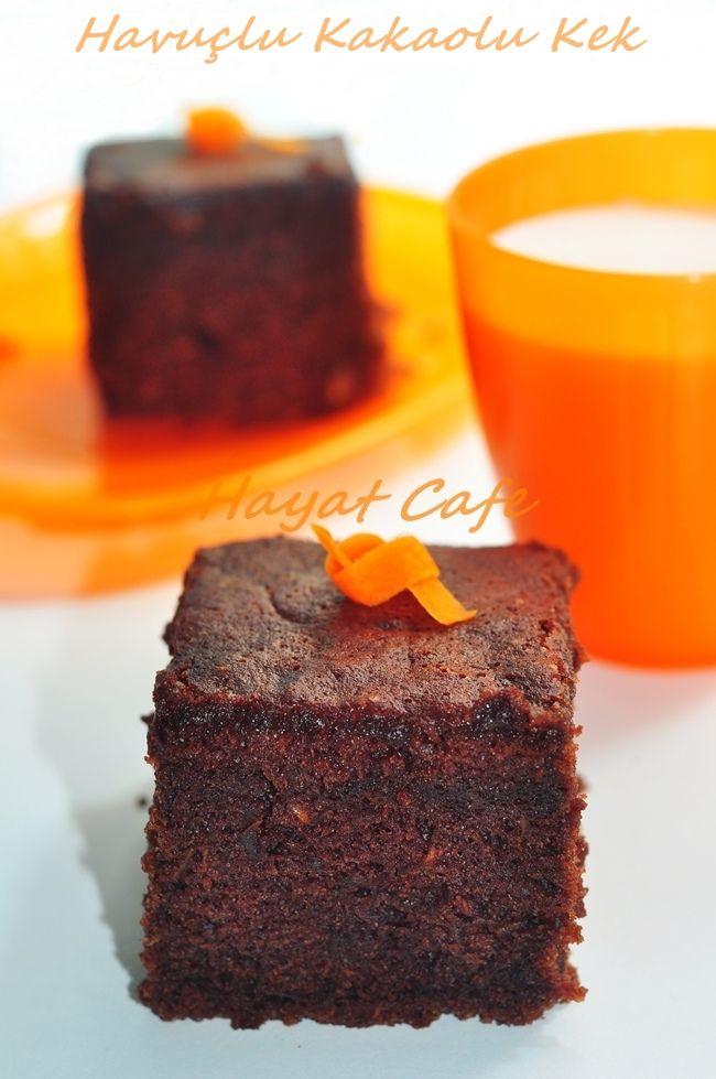 havüclü   kakaolu kek tarifi