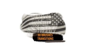 Check out 30 Brushes Transitions here: https://motionarray.com/stock-motion-graphics/30-brushes-transitions-32681 #videoediting #motionarray