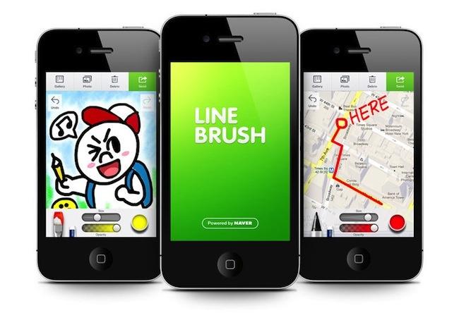 Line, mejorando whatsapp;)  http://img.xatakamovil.com/2012/11/line-naver-2.jpeg