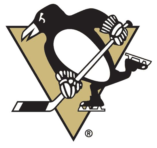 Todays Penguins logo. My favorite team, and the best looking logo in the National hockey league ;)