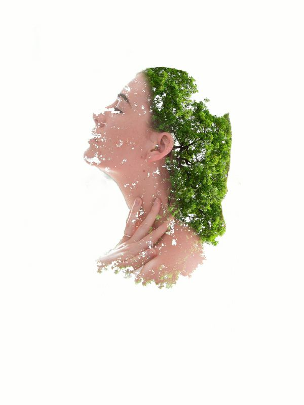 The tree girl