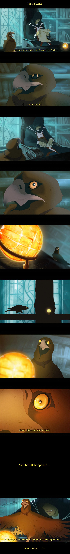 Altair vs Eagle