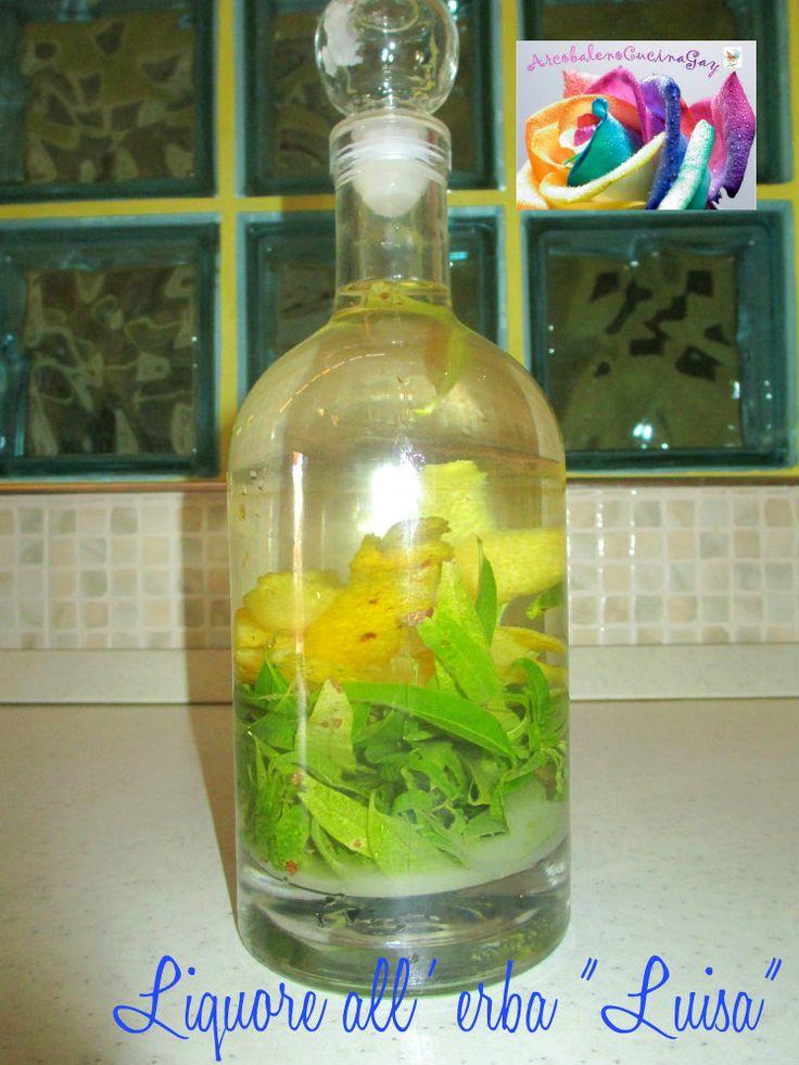 Il liquore all'erba Luisa è un infuso delicato e dal piacevole sapore agrumeto, adatto come digestivo.