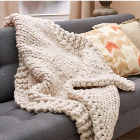 Wonderful Big Stitch Throw is a free pattern courtesy of Coats and Clark - Red Heart. This pattern uses Red Heart® Boutique Irresistible™ Yarn. Download Wonderf