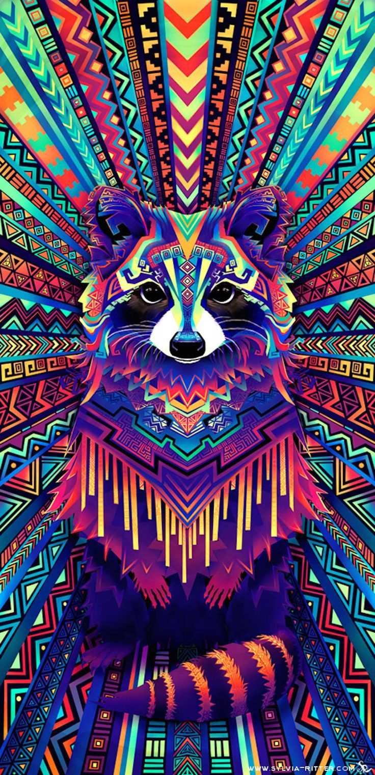 Colorful Digital Illustrations of Animals – Fubiz Media