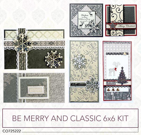 Artdeco Creations Brands: Be Merry Kits designed by Katrina Thompson