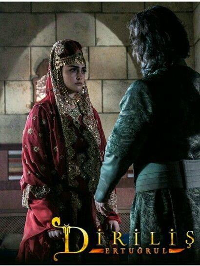 Halime Sultan -Diriliş Ertugrul