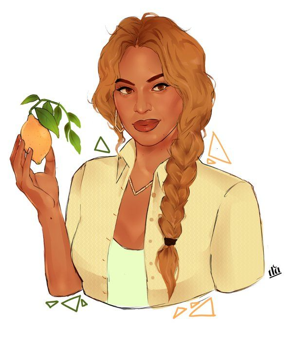 "Tumblr on Twitter: ""Please keep the @beyonce fan art coming. https ..."