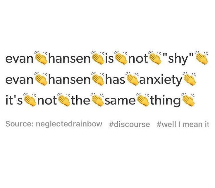 I've already posted something about this it it is v e r y important  #dearevanhansen   #evanhansen