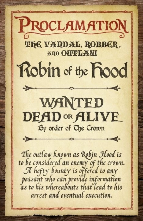 6. Robin Hood is a known outlaw, and in the story she is under the guise of being a man. In almost all stories Robin is portrayed as a man and hunted by the sheriff and his men. The spin on the tail is humorous as Robin Hood juggles heroism, protecting the people she cares for, loss, and love. She endlessly manages to exceed expectations as her fight for what's right gets her in trouble. Enough trouble even, to put a large bounty on her head. Still Robin of the Hood manages to push through…